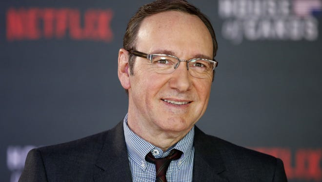 Kevin Spacey has been spotted at The Meadows, a rehabilitation clinic in Arizona.