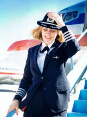 In 1986, Beverley Bass  became the first female captain for American Airlines.