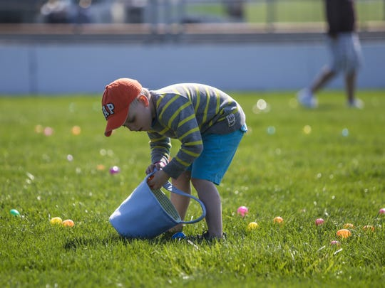 There are several Easter egg hunts available around Hamilton County and the surrounding areas.
