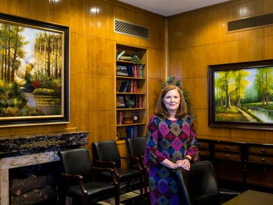June 20, 2018 - Susan Cooper, senior Vice President