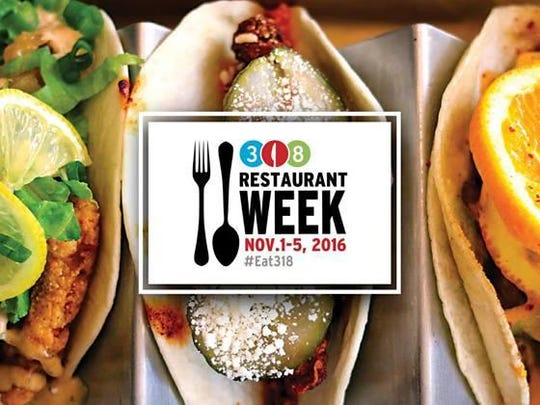 Sample lunch and dinner specials and experience uniquely-themed dinner 'events' at the first 318 Restaurant Week in downtown Shreveport Nov. 1-5.