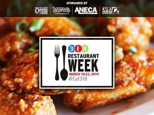 318 Restaurant Week