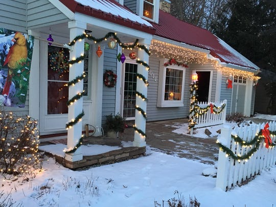 Home of Phil and Gail Shealy, 1011 Arlington St., Marshfield.