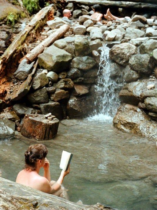 Terwilliger hot springs