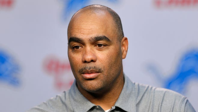 Lions coordinator Teryl Austin's defense ranked second in 2014.