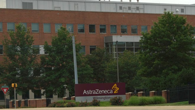AstraZeneca has sold their main campus to Ernie Delle Donne.