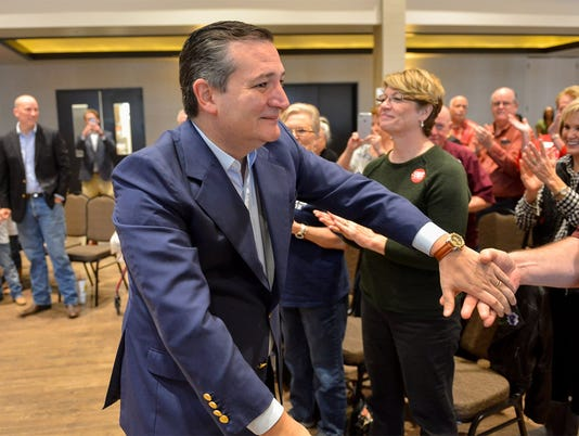 Texas Tribune Ted Cruz stumps for Chip Roy
