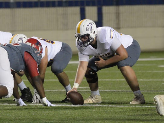 Haughton and Benton will both play in Bossier Lion's