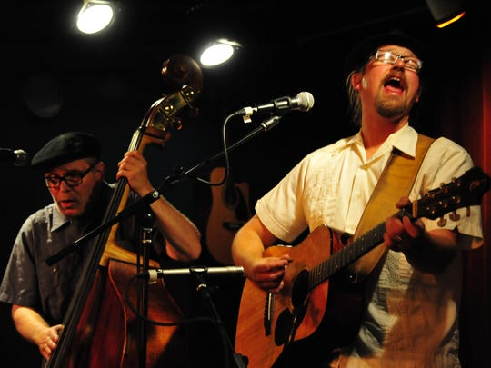 Acoustic ska band Wood Blind will perform as part of the Duluth Invasion.