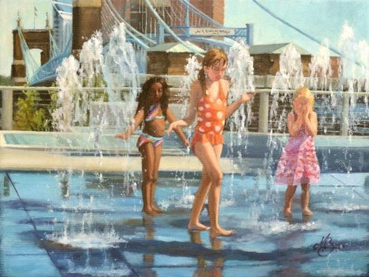 Water Dance by Mary Beth Dowlin