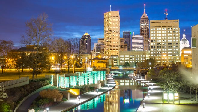 Indianapolis offers a variety of perfect date night opportunities from high end eats to casual strolls in the parks.