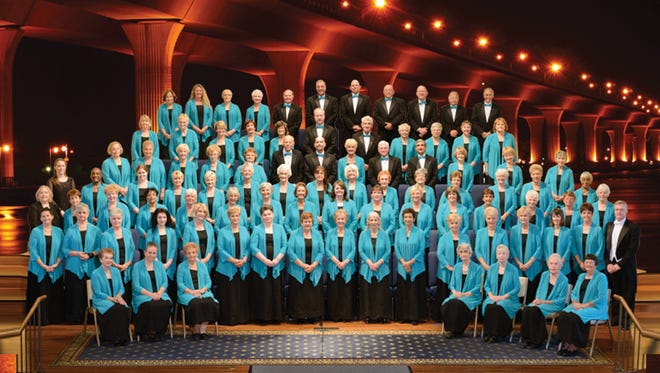 Six charities on the Treasure Coast will partner with TCCS throughout the 2017-18 season and each charity will be represented at one of choral group's six concerts.