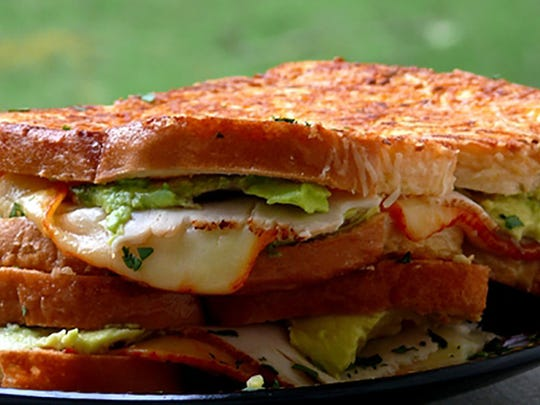 Golden Gate Grilled Cheese