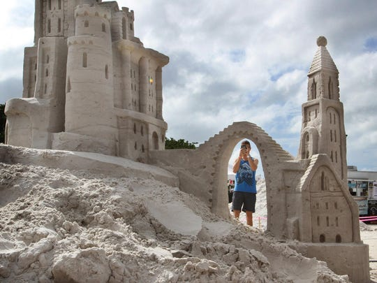 The American Sandsculpting Championship and Beach Festival returns to Fort Myers Beach on Nov. 20.