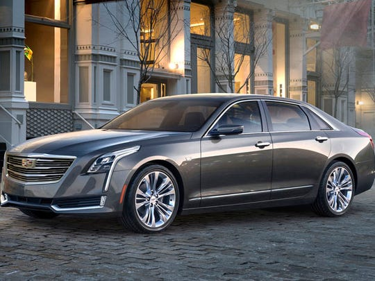 Cadillac CT6 plug-in – Using technology from the Chevrolet Volt, this luxury sedan will reportedly be able to cover 37 miles on battery power and have 335 horsepower and 432 pound-feet of torque. On sale in 2016.