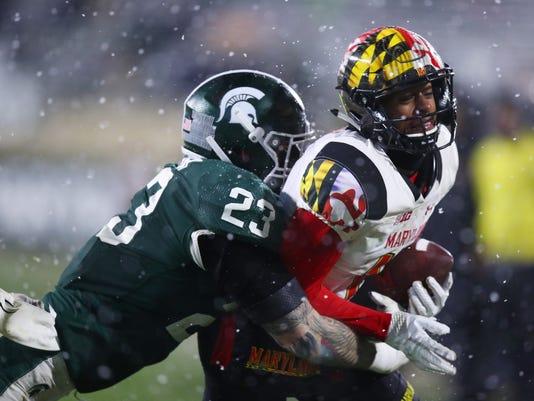 Maryland v Michigan State