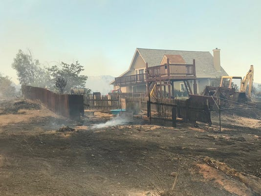 Clear Creek Fire 5