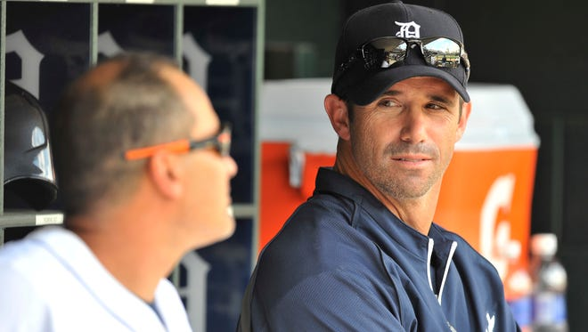 Tigers manager Brad Ausmus headed to Arizona this week with new front-office addition Alan Trammell.