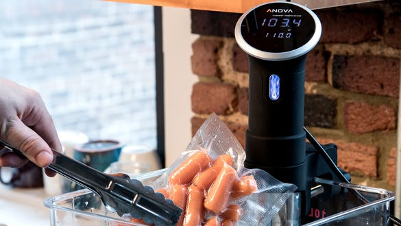 Get in on the sous vide craze with Amazon's deal of the day
