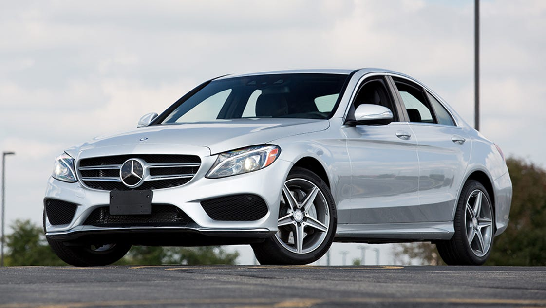 Video names the best of 2015 for Mercedes benz car names