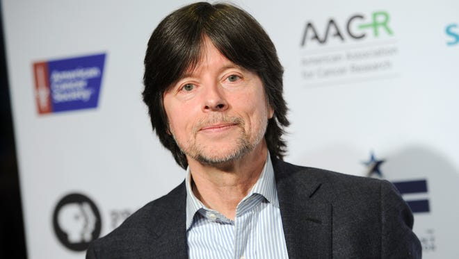 "In this Tuesday, March 24, 2015, photo, executive producer Ken Burns attends a preview screening of ""Cancer: The Emperor of All Maladies,"" at the Time Warner Center, in New York. The three-part series will premiere on PBS, on Monday, March 30."
