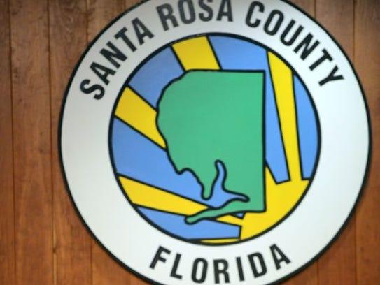 Santa Rosa County logo