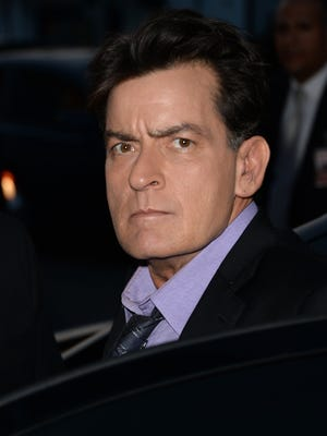 Charlie Sheen revealed Tuesday on the 'Today' show that he's HIV positive.