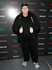 Director Michael Moore, shown in 2010.