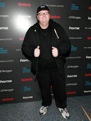 Director Michael Moore, shown in 2010.