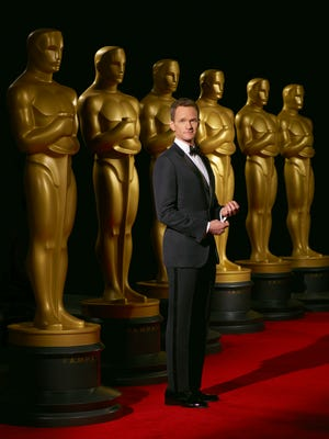 Neil Patrick Harris hosts the Academy Awards, but he won't be alone onstage.