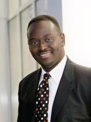 S.C. Sen. Clementa Pinckney, pictured in 2012, was among those killed Wednesday, June 17, 2015 in a shooting in a church in downtown Charleston, S.C.