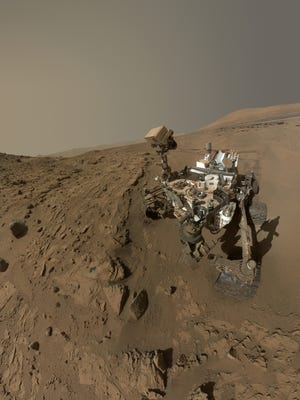 NASA's Curiosity rover has made important discoveries exploring Gale Crater on Mars.