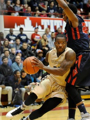 Oakland junior point guard Kay Felder was selected the Horizon League player of the year in voting from coaches and media.