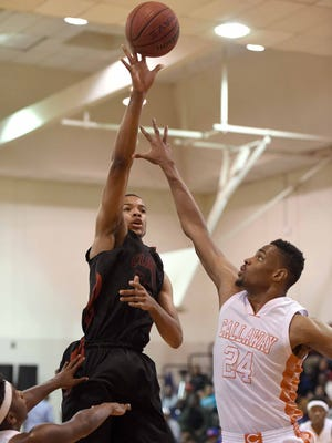 Clinton's Galin Smith is one of the state's top players.