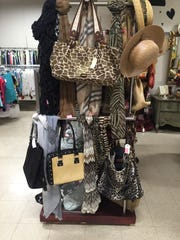 The Ladies of Charity spring sale, which opens Friday, features clothing for men, women and children, as well as handbags and accessories. Proceeds go to help the needy.