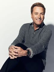 It's not uncommon for the audience to sing along with many of Michael W. Smith's songs.