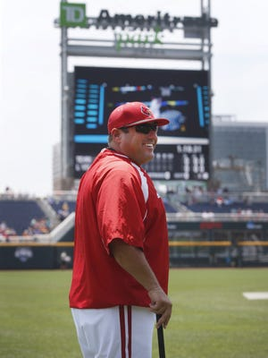 Chris Lemonis, IU baseball coach