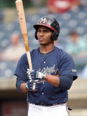 Mississippi Braves' Carlos Franco had a two-run home run in the first inning and drove in three runs in an 8-2 over Tennessee win on Wednesday.