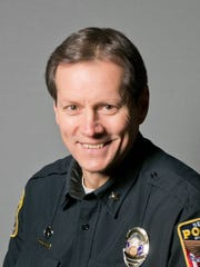 Neenah Police Chief Kevin Wilkinson