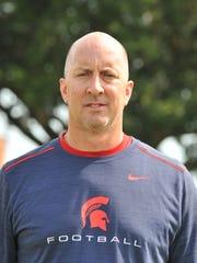 Comeaux Head Coach Doug Dotson has a career record of 30-33.