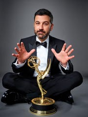 Jimmy Kimmel will return to host the Emmy Awards in