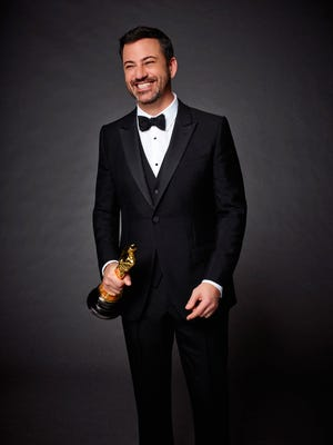 Jimmy Kimmel will bring his A-game and a self-tied bow tie to the Oscars.