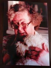 Barbara Church in an undated photo.