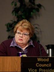 Lansing City Council Vice President Carol Wood said