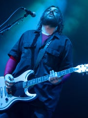 Seether, including guitarist Shaun Morgan, will play Wellmont Theater Sept. 20.