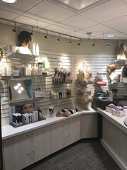Another Look Hair Institute and Front Room Underfashions will share space at the Sparrow Herbert-Herman Cancer Center.