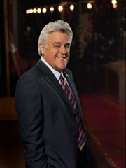 THE JAY LENO SHOW -- Pictured: Jay Leno, Host -- NBC