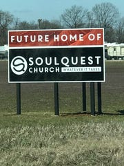 The new SoulQuest Church location will be located on North Highland Avenue in Jackson, Tenn.