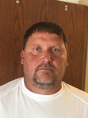 Purvis offensive coordinator Craig Cluff.