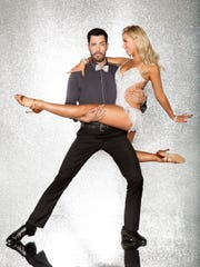 Drew Scott will compete on 'Dancing With the Stars' with  partner Emma Slater.